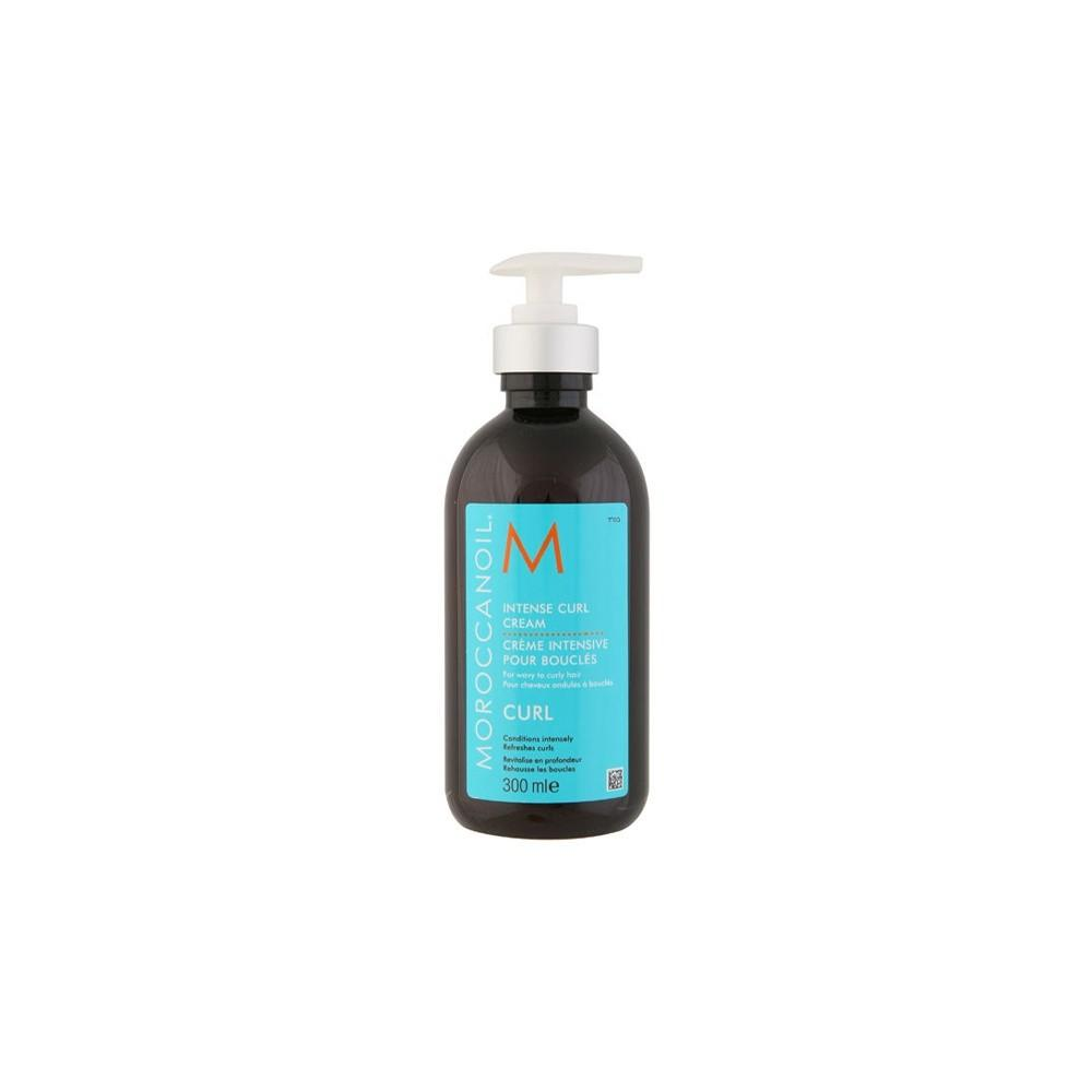 Moroccan Oil Intense Curl Cream Wavy Curly Hair 300ml