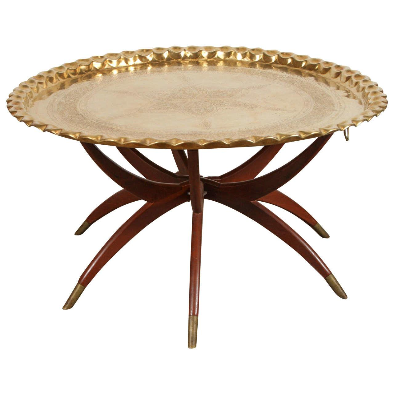 Moroccan Table Furniture Exotic Oriental