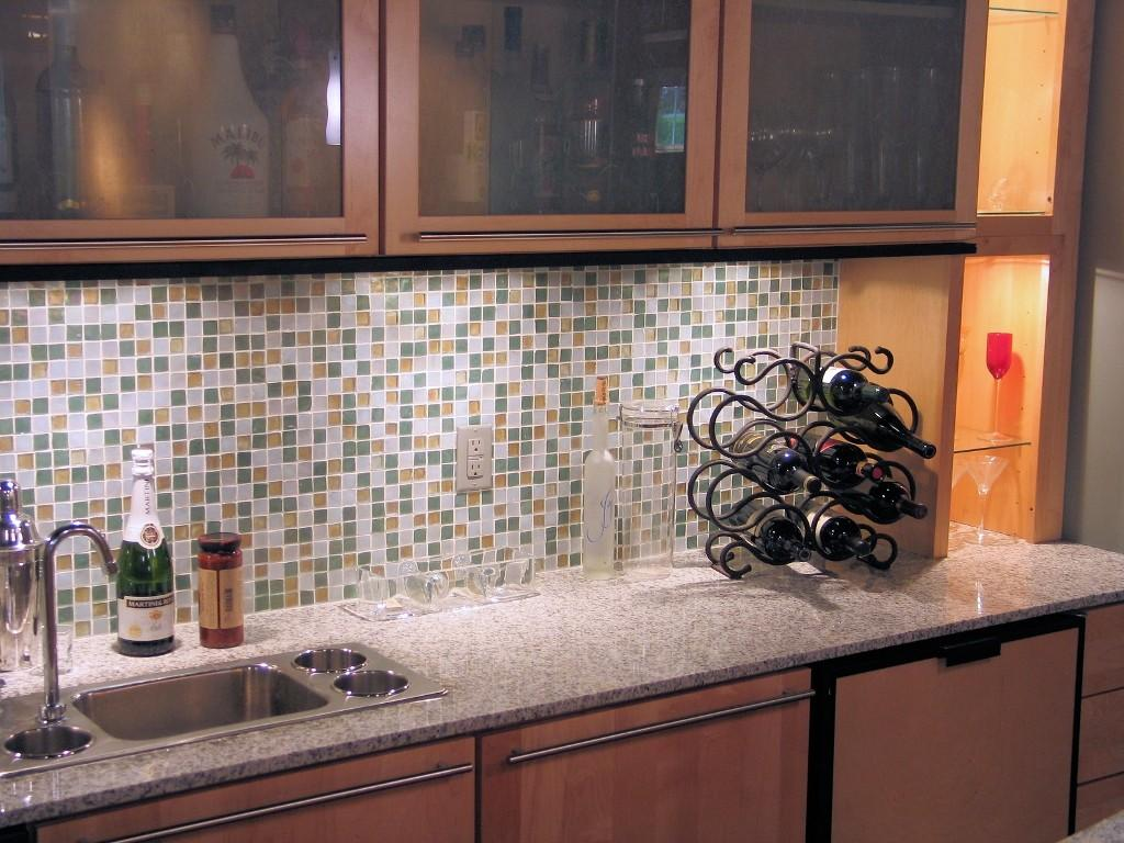 Mosaic Backsplash Kitchen Clayton Design Awesome