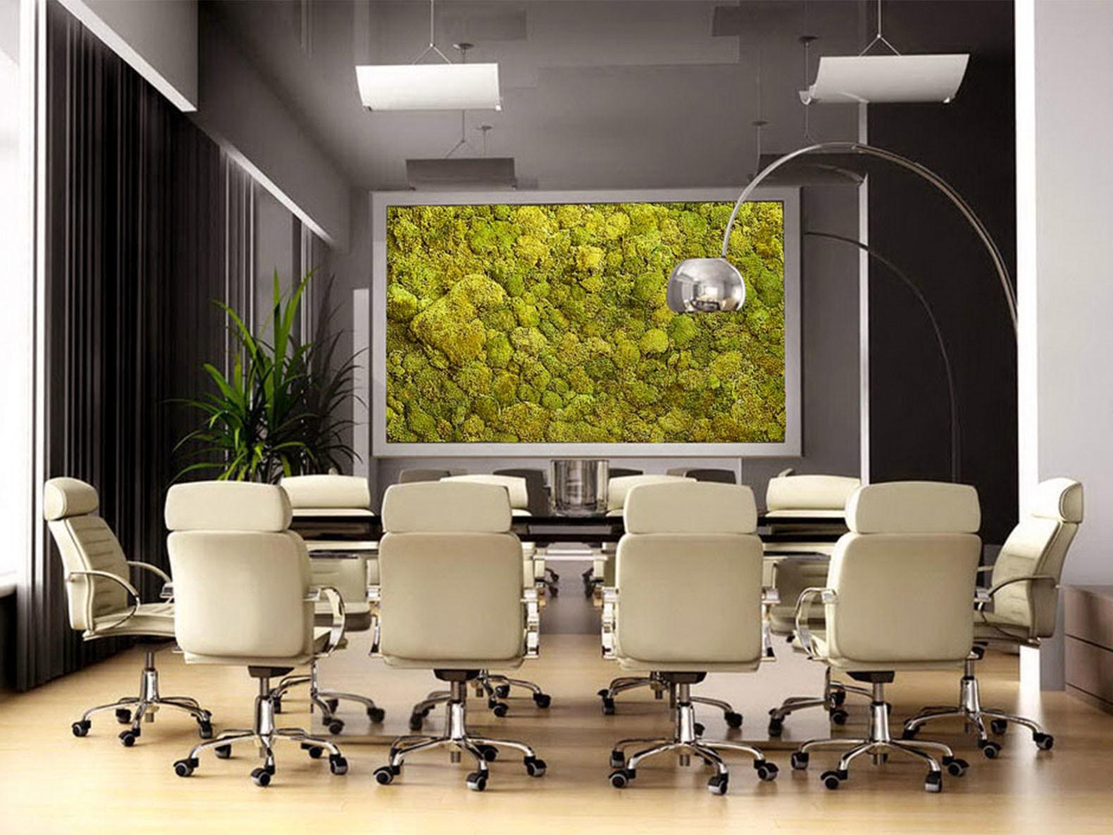 Moss Walls Newest Trend Biophilic Interiors