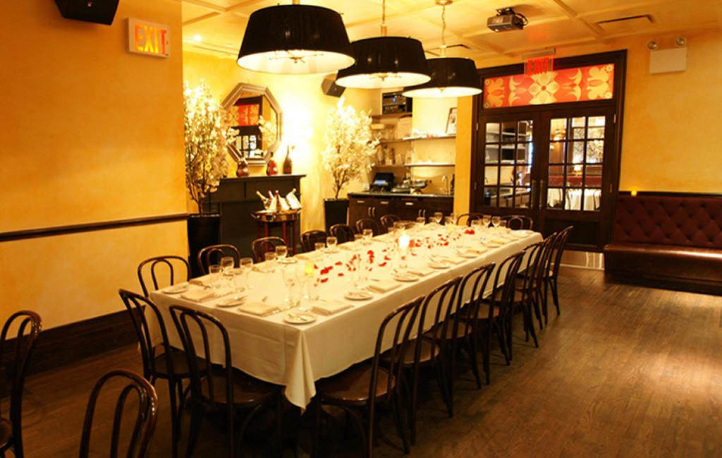 Most Amazing Private Dining Rooms Nyc Regard