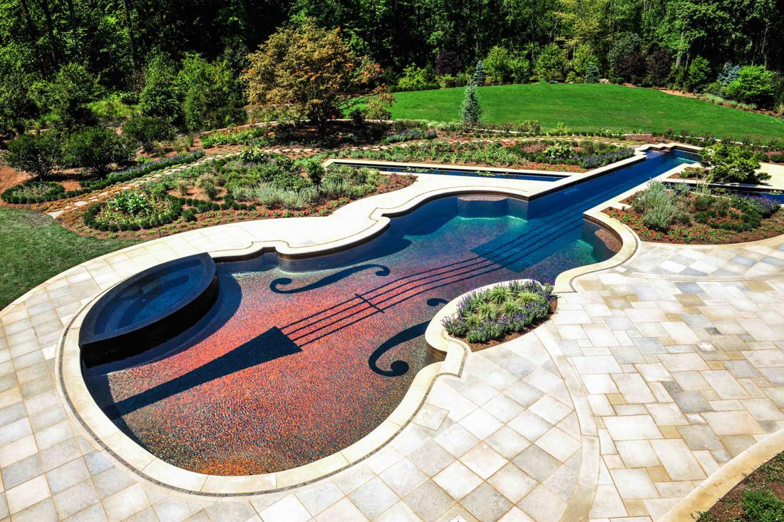 Most Awesome Swimming Pool Designs Planet