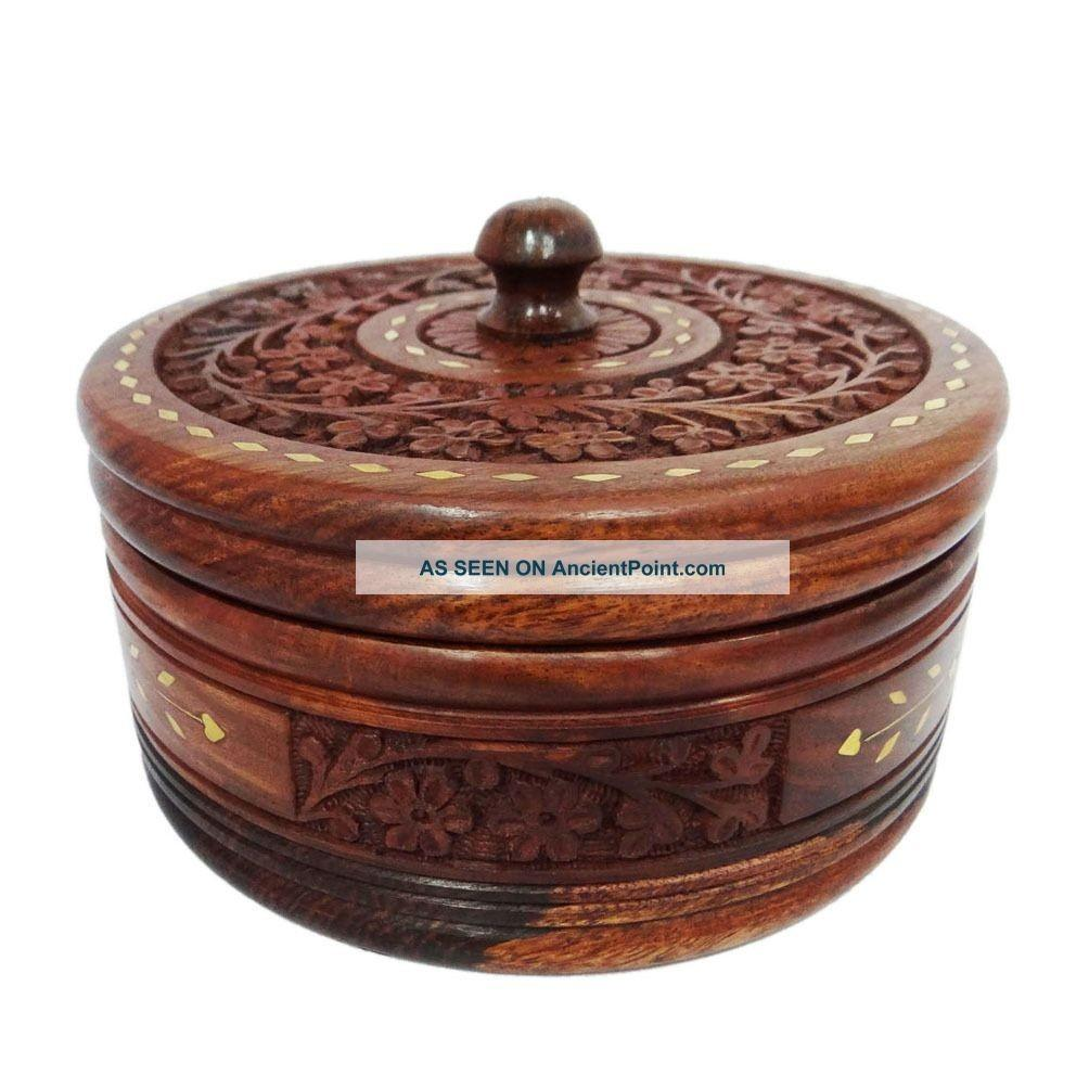 Most Beautiful Antique Wooden Jewelry Box Eternity