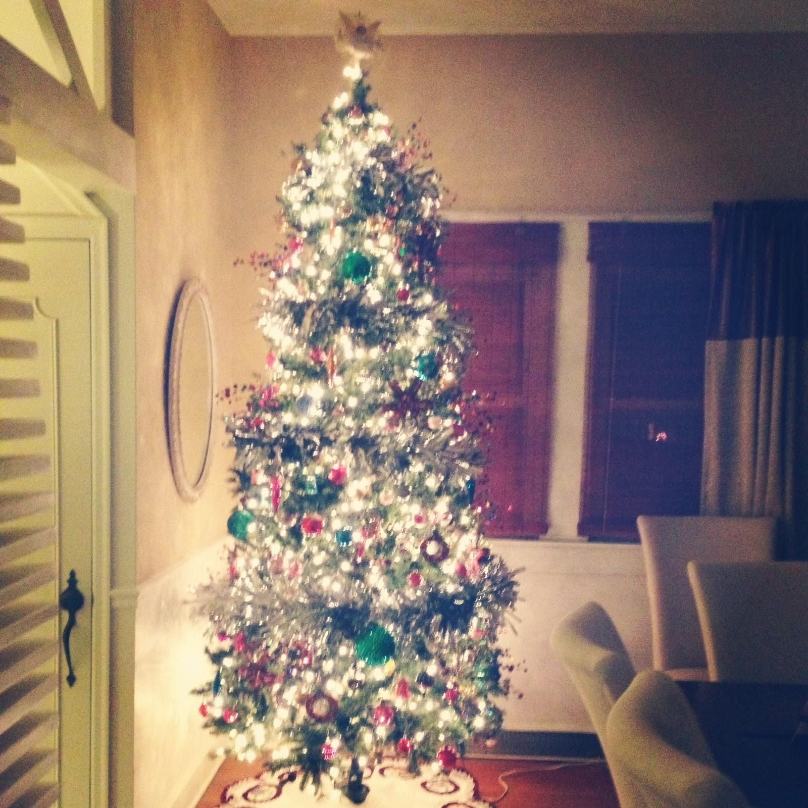 Most Beautiful Christmas Tree Home