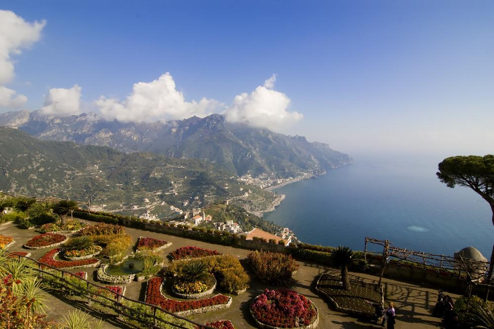 Most Beautiful Gardens Italy