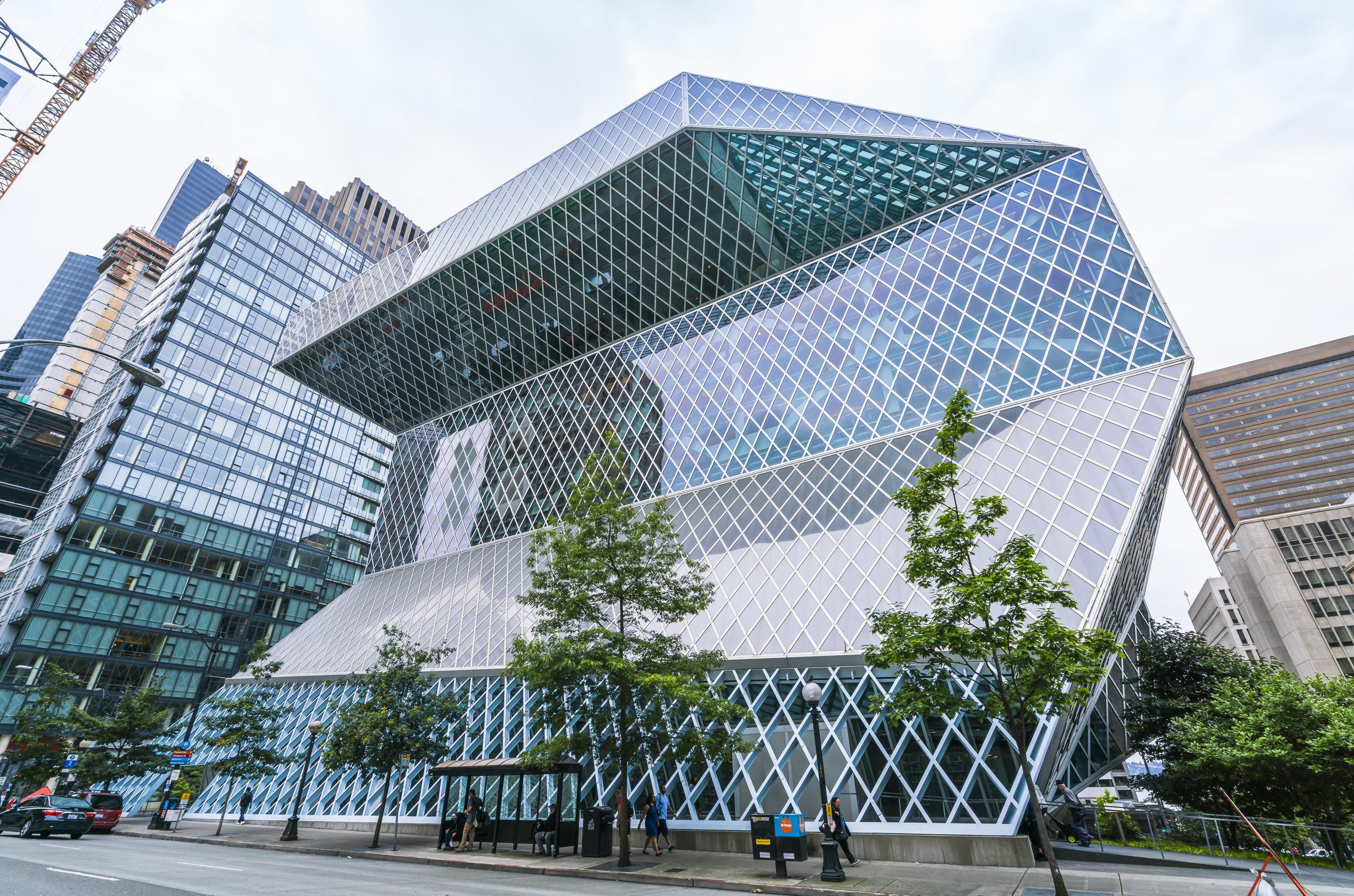 Most Beautiful Libraries Curbed