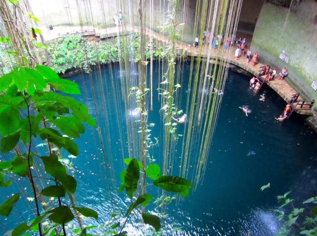 Most Beautiful Natural Swimming Pools World
