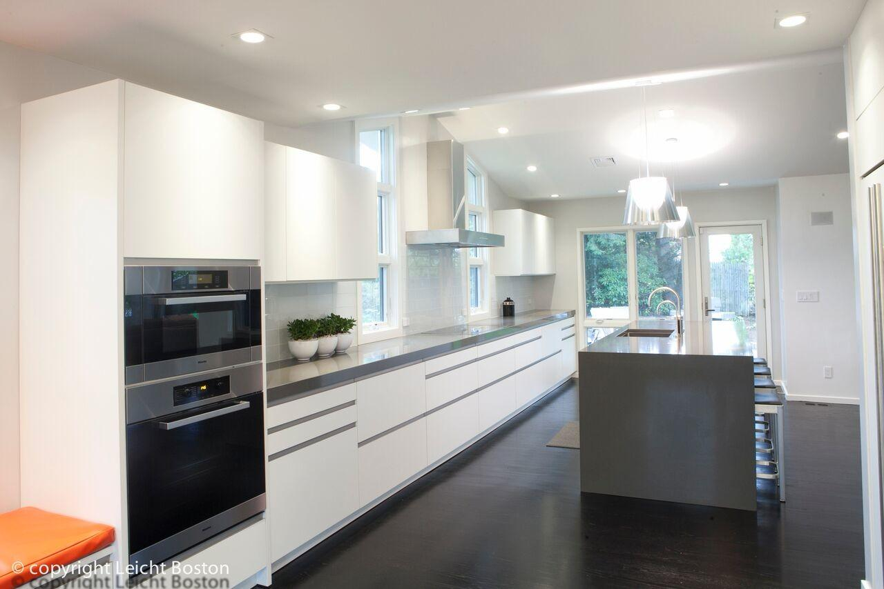 Most Common Kitchen Layouts