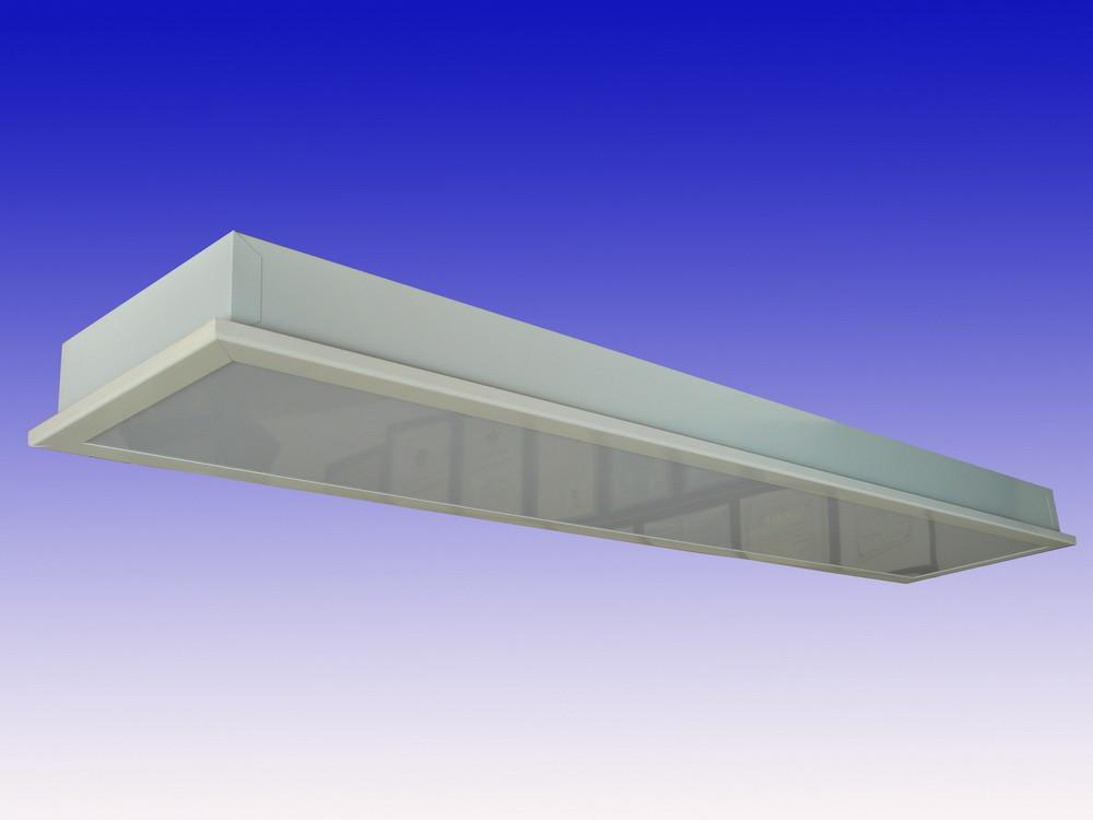 Most Contemporary Foot Recessed Fluorescent Light