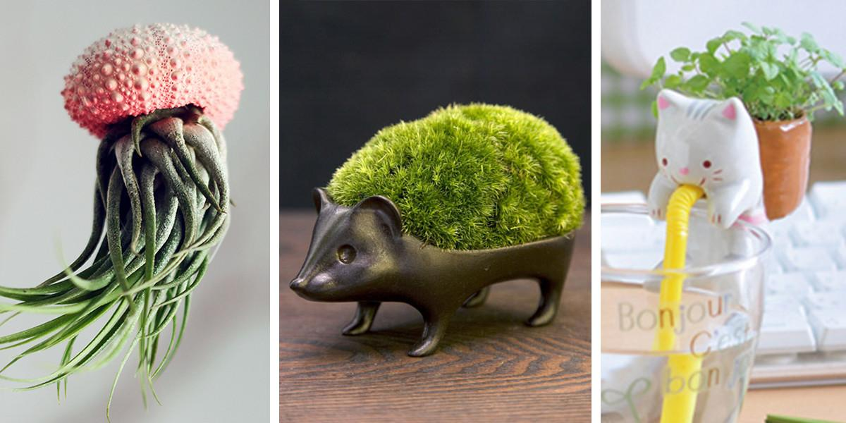 Most Creative Planter Designs Ever Bored Panda