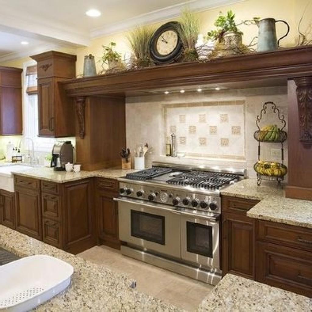 Most Elegant Kitchen Decor Top Cabinets Cozy