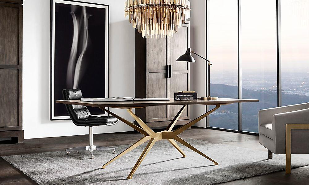Most Fashionable Home Offices Cool Telecommuters