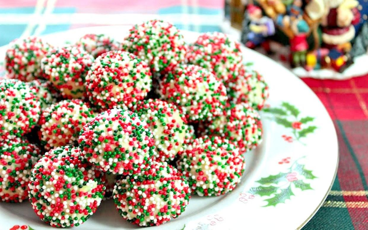 Most Festive Looking Christmas Cookies Ever