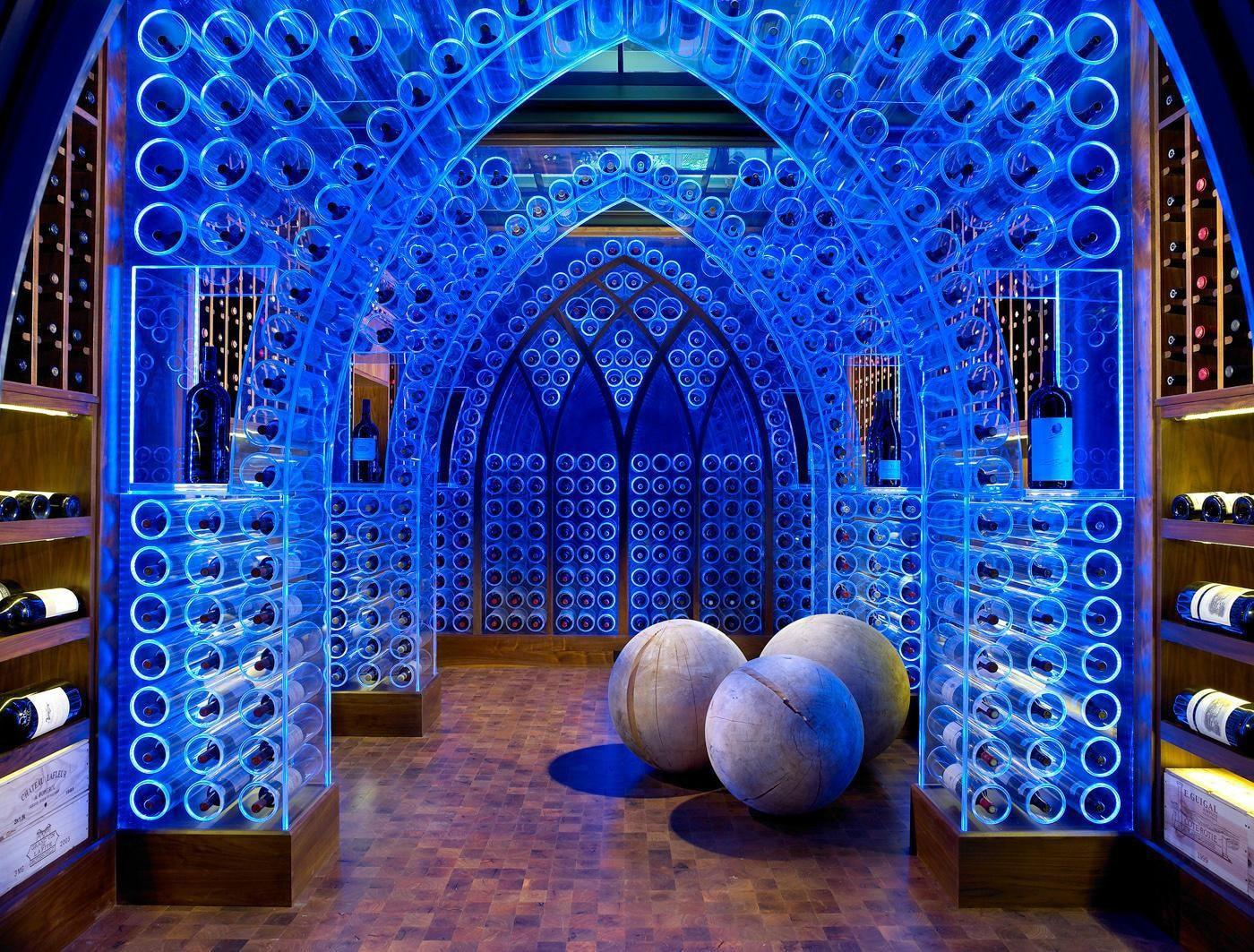 Most Inspiring Wine Cellar Design Ever
