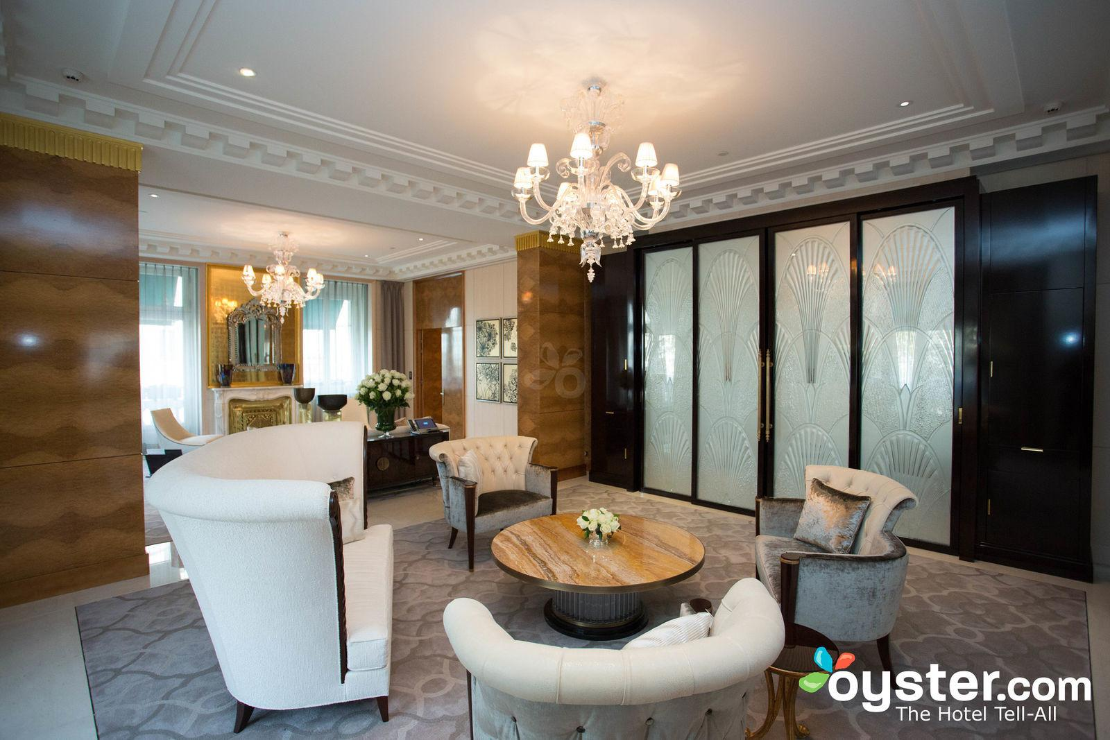 Most Luxurious Hotel Suites Europe