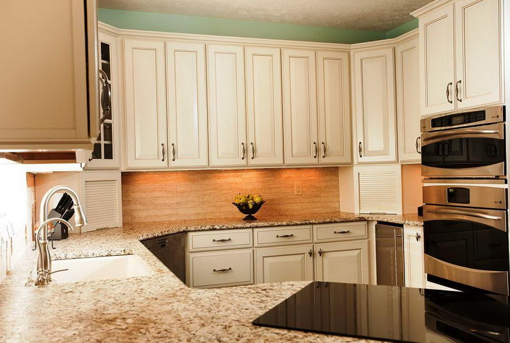 Most Popular Color Kitchen Cabinets