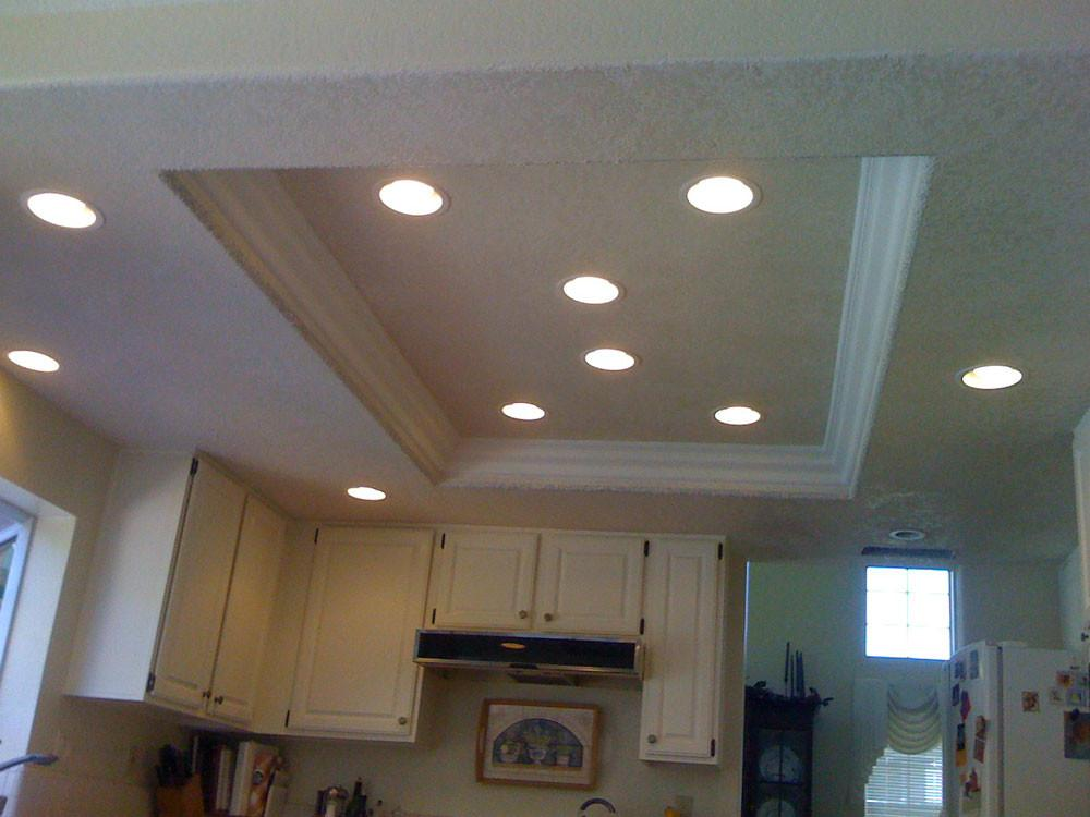 Most Recessed Lighting Replace Ceiling Light