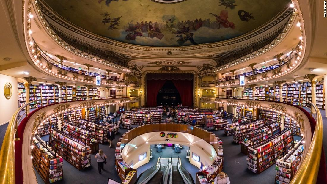 Most Stunning Libraries Drenched History Cnn