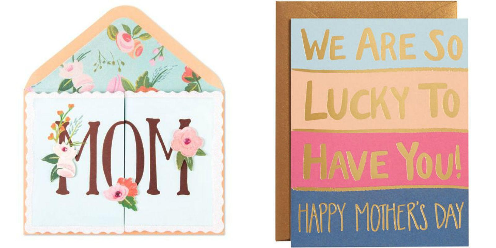Mother Day Card Ideas Best Diy Store Bought