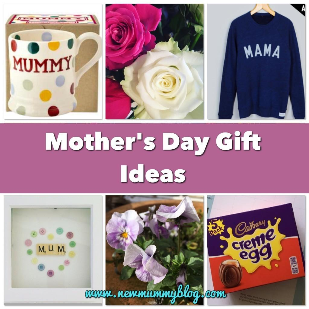 Mother Day Gift Ideas Presents Mummy New Blog