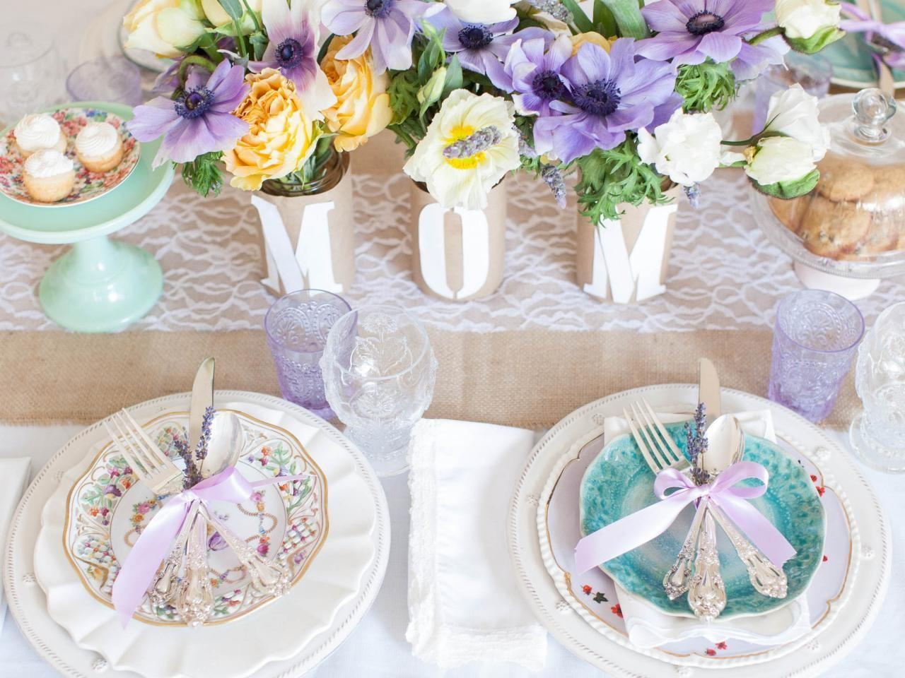 Mother Day Lunch Ideas Entertaining Party