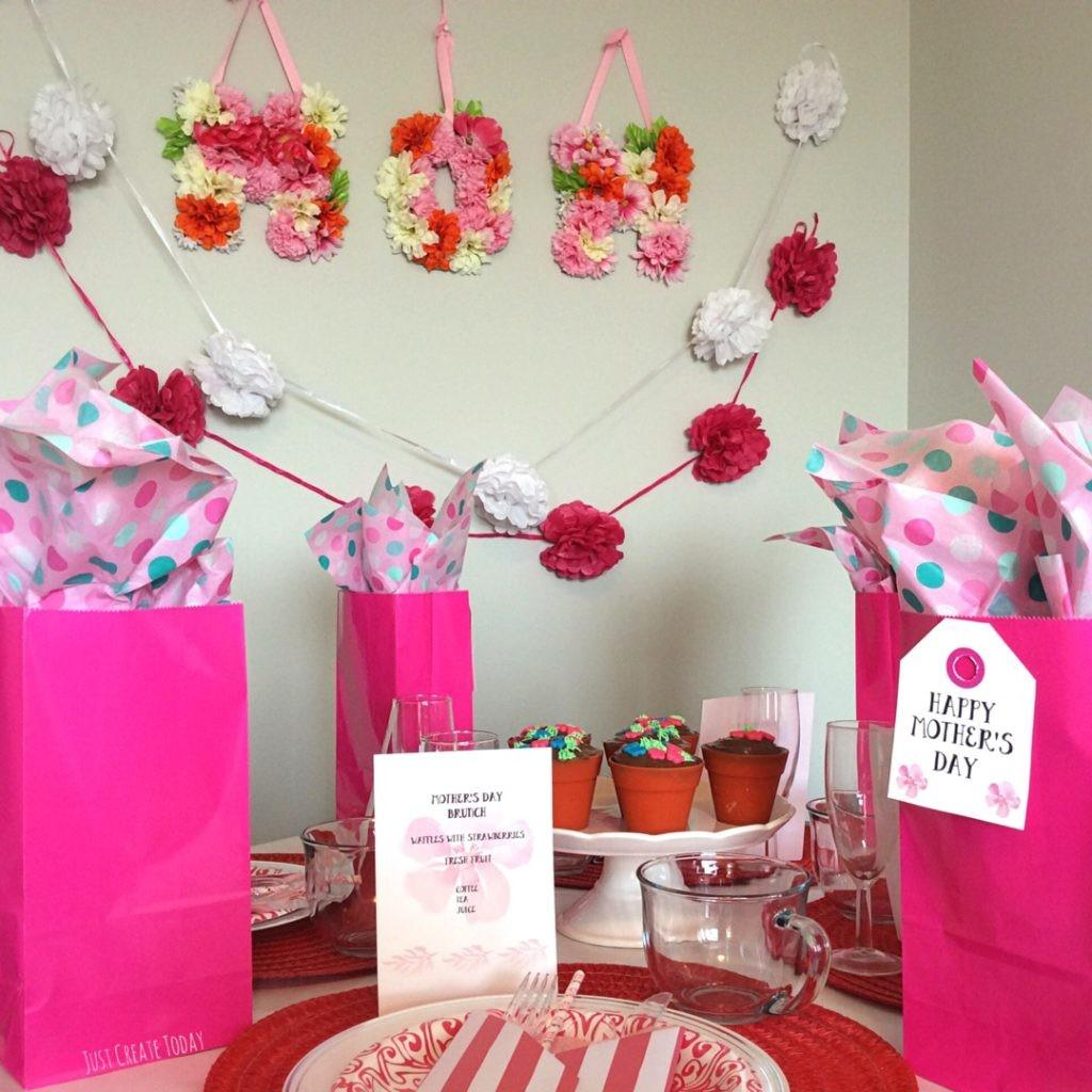 Mother Day Table Set