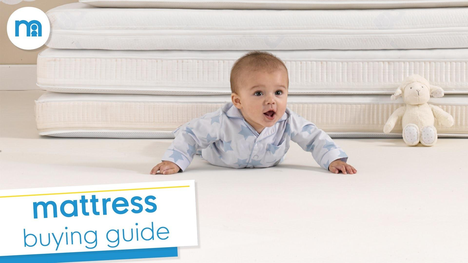 Mothercare Choose Perfect Mattress Your