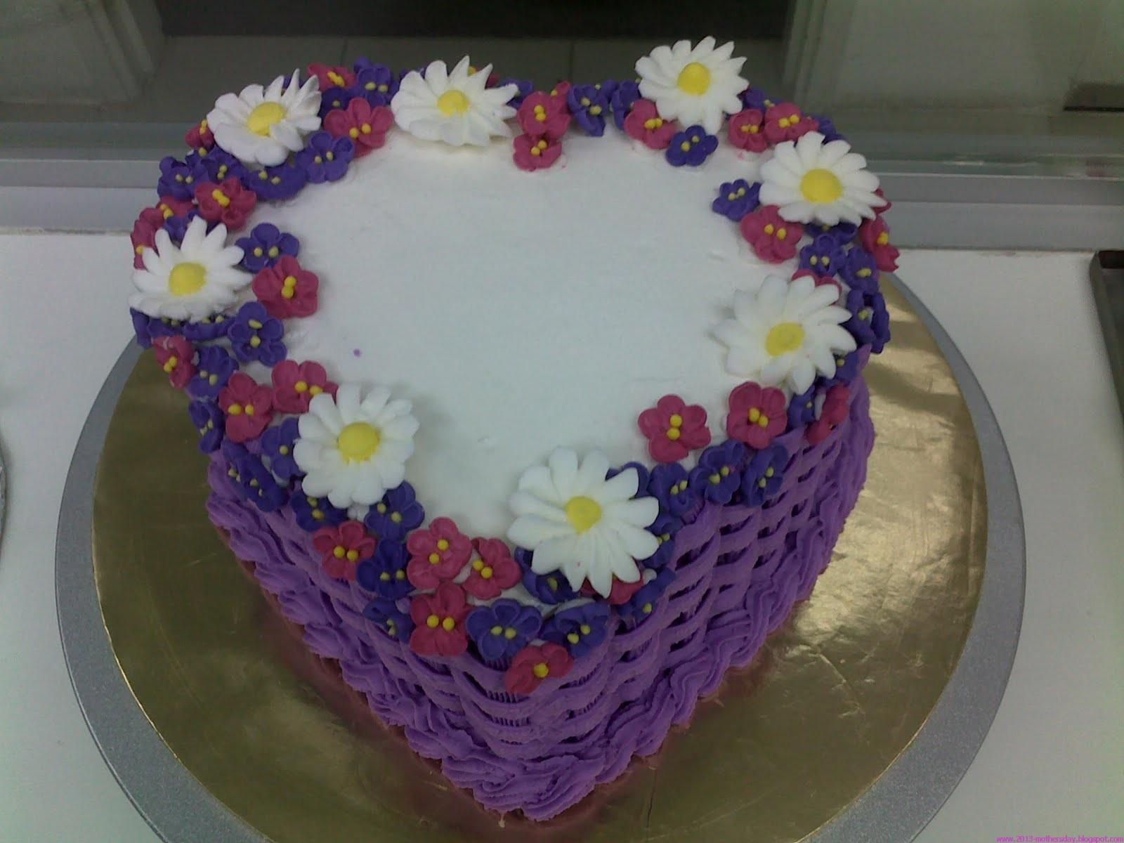 Mothers Day Cake Decoration
