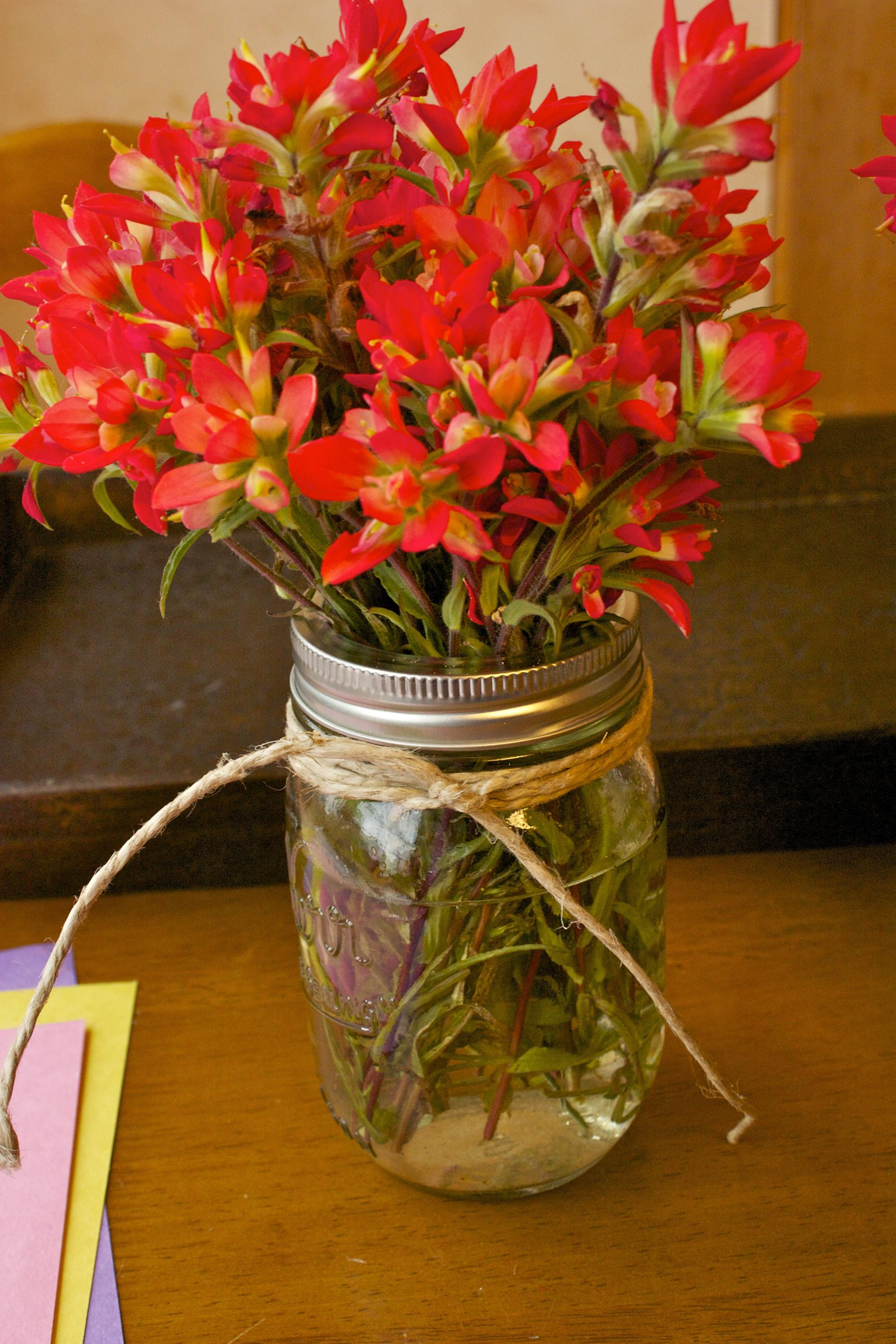Mothers Day Centerpiece Blissfully Domestic