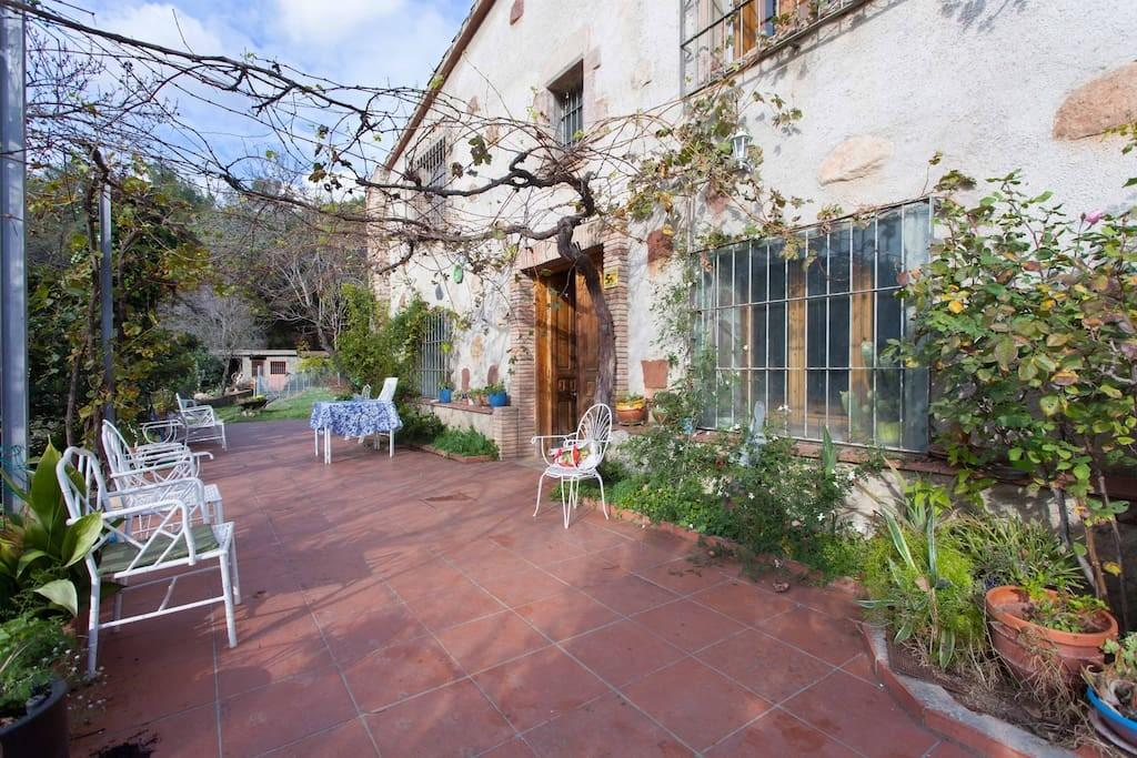 Mountain Cosy House Barcelona Bed Breakfasts