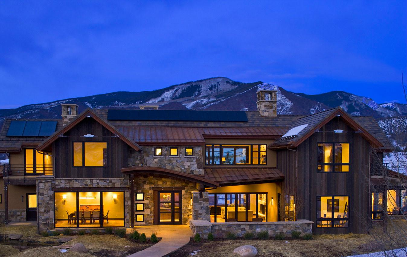 Mountain Home Ideas Homesfeed