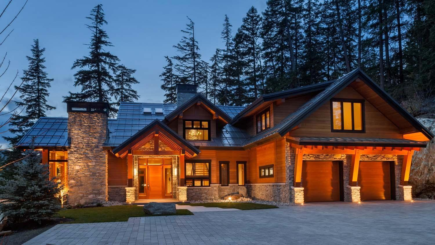 Mountain Mansions