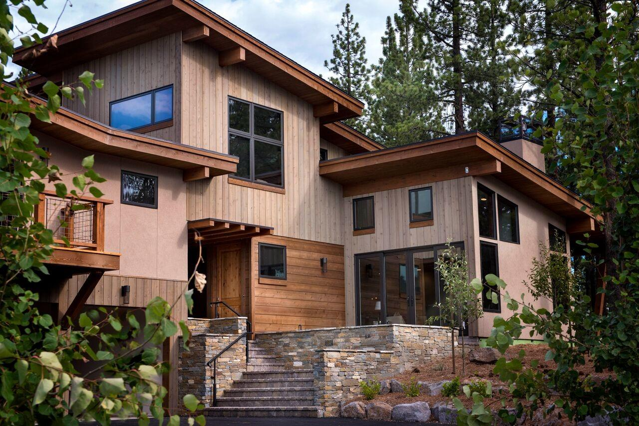 Mountain Modern Luxury Schaffer Mill