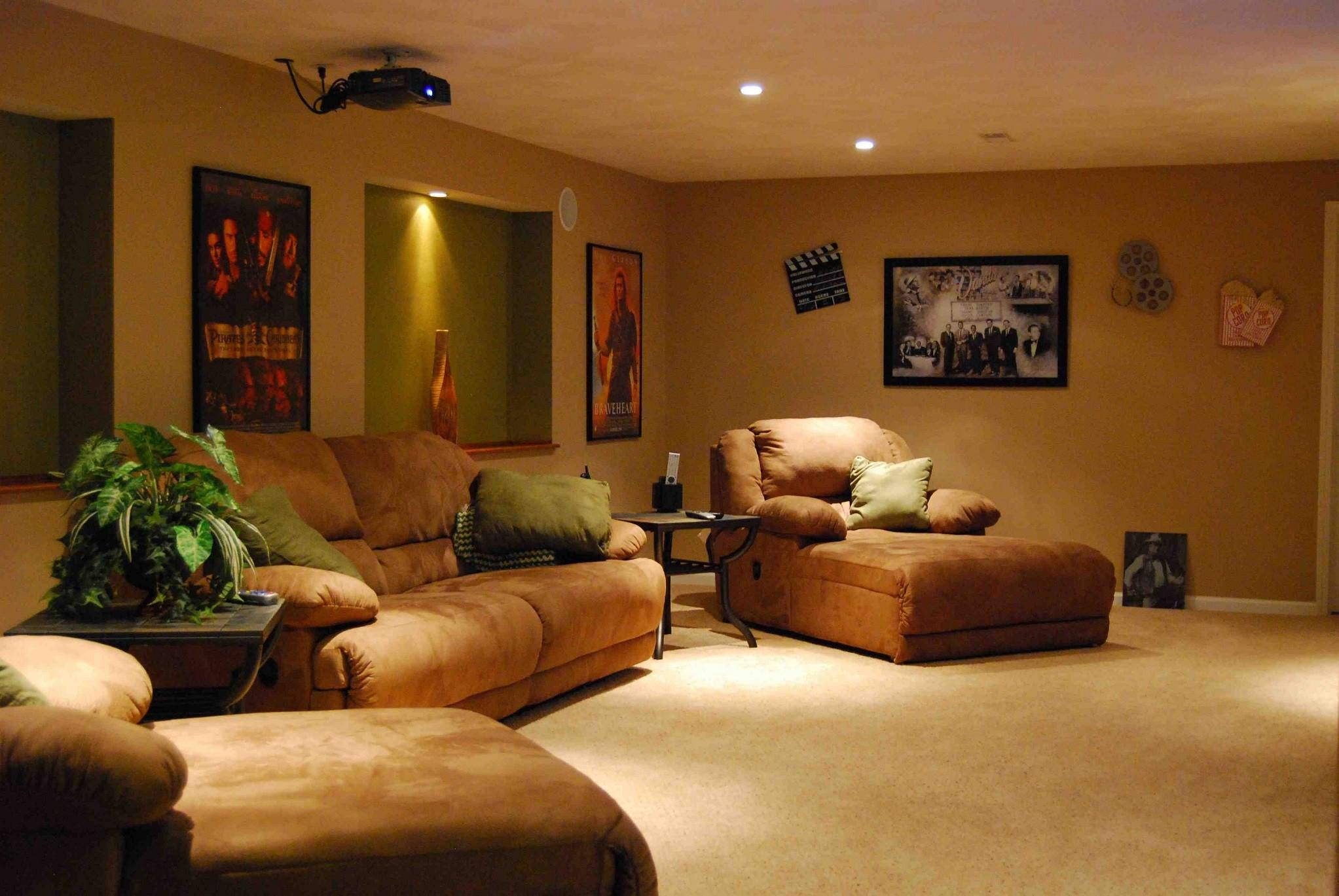 Movie Room Ideas Make Your Home More Entertaining