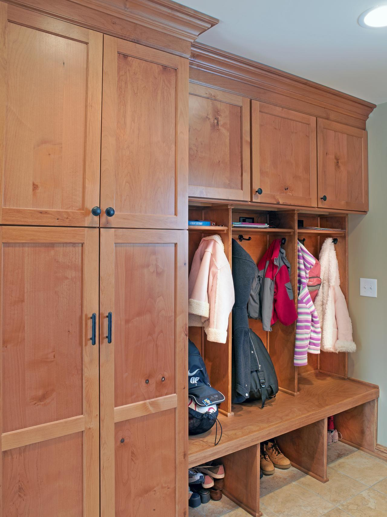 Mudroom Shoe Storage Options Tips Ideas