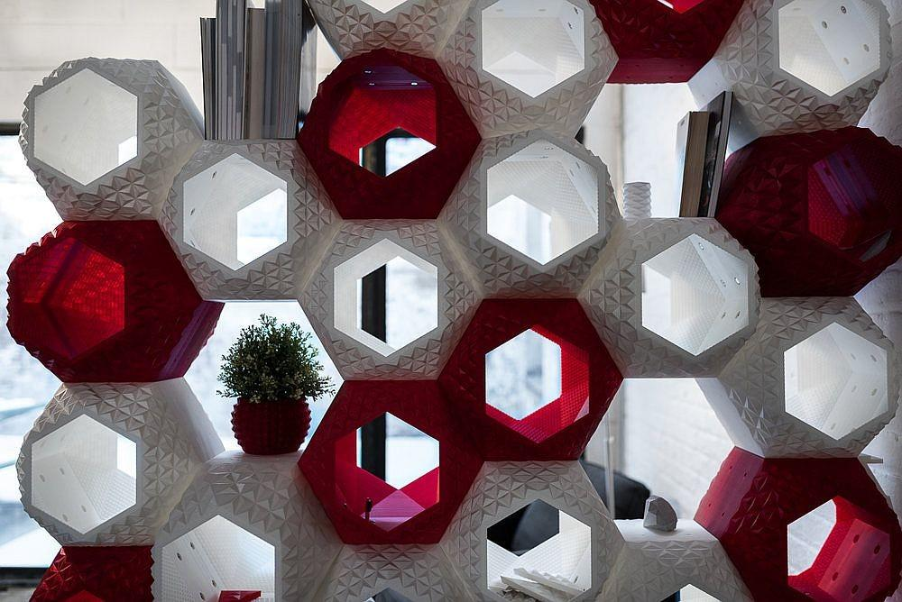 Multi Tasking Room Dividers Save Space Sizzling Style