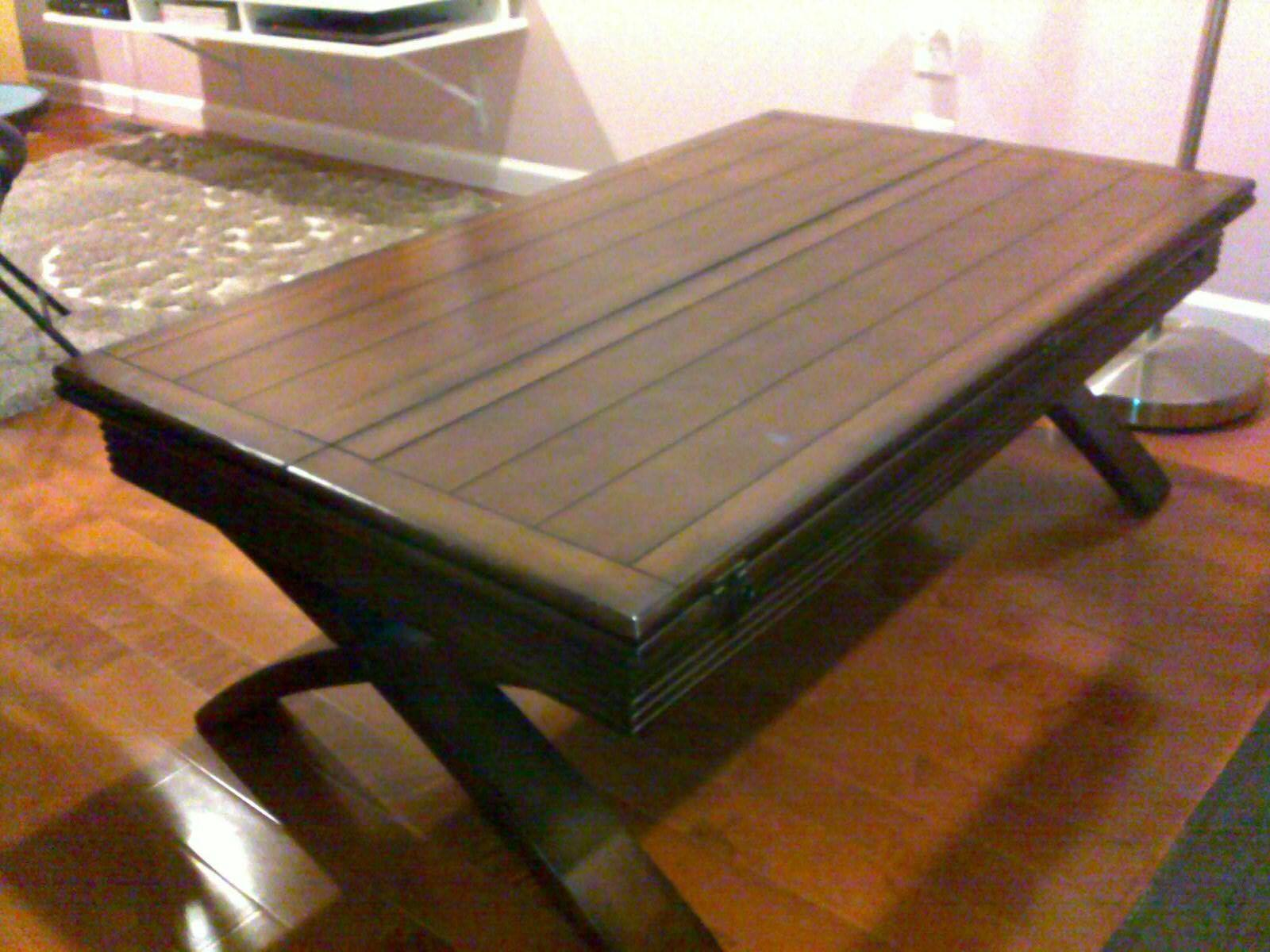 Multifunction Fold Out Coffee Table Plans Low Folding