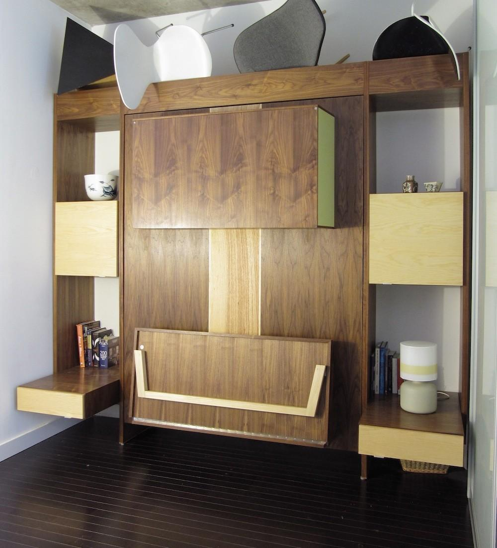 Murphy Bed Perfect Guest Room Any