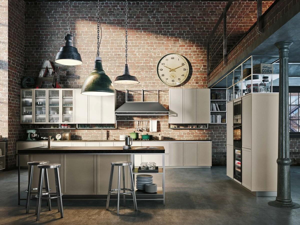 Must Haves Industrial Style Kitchens