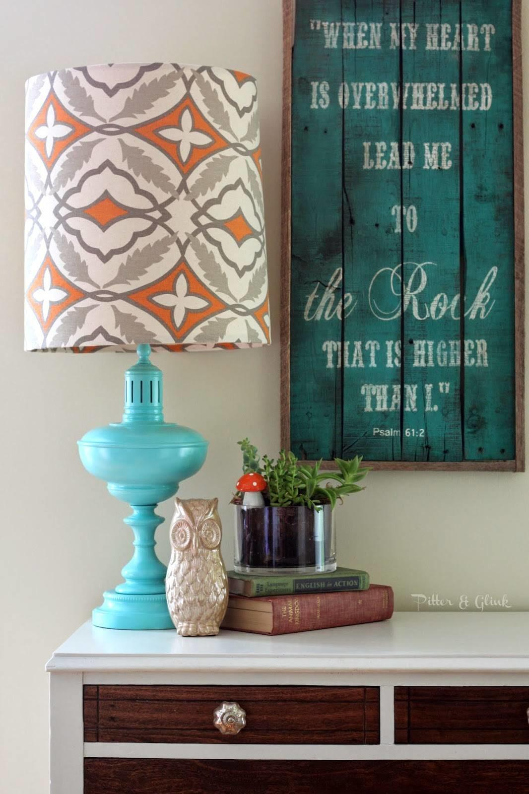 Must See Diy Lamp Makeovers Blitsy