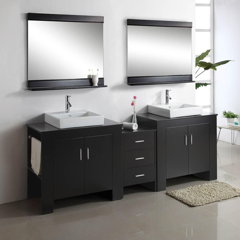Must See Double Sink Bathroom Vanities 2014 Qnud