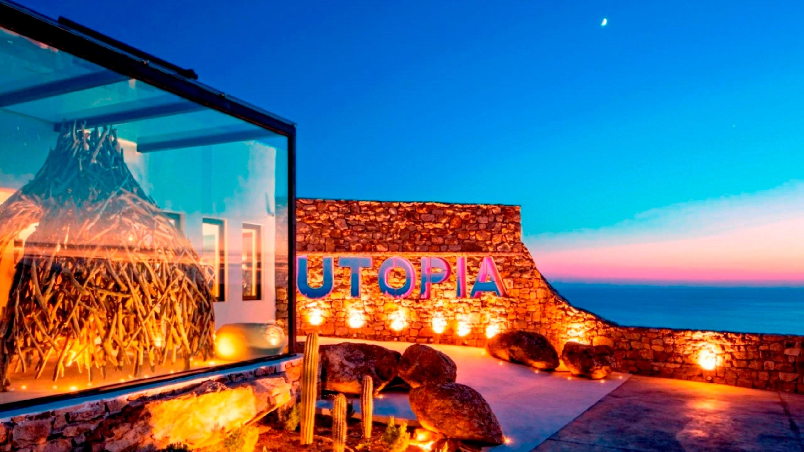 Myconian Utopia Luxury Resort Mykonos Greece