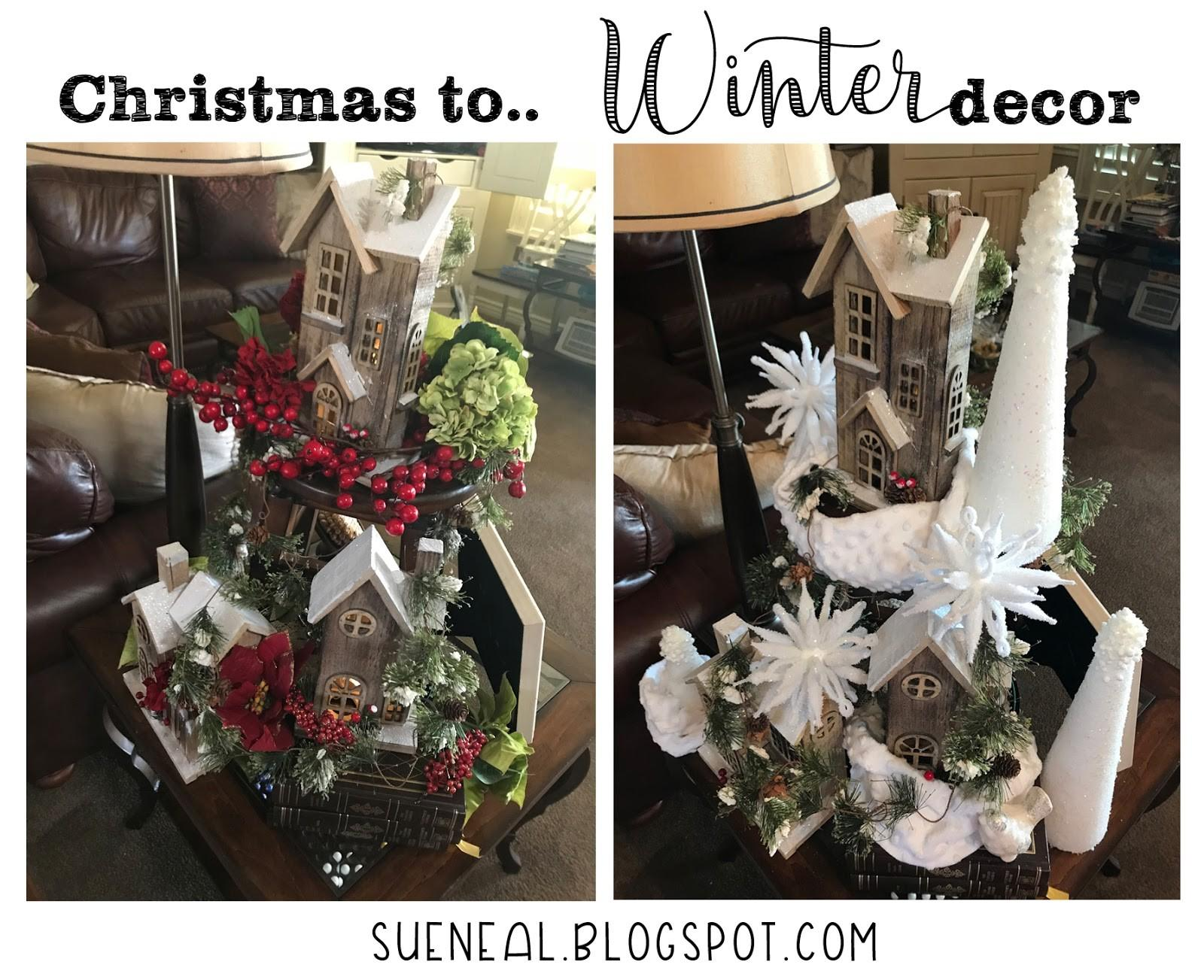 Myeyeq Studio Christmas Winter Decor Transition
