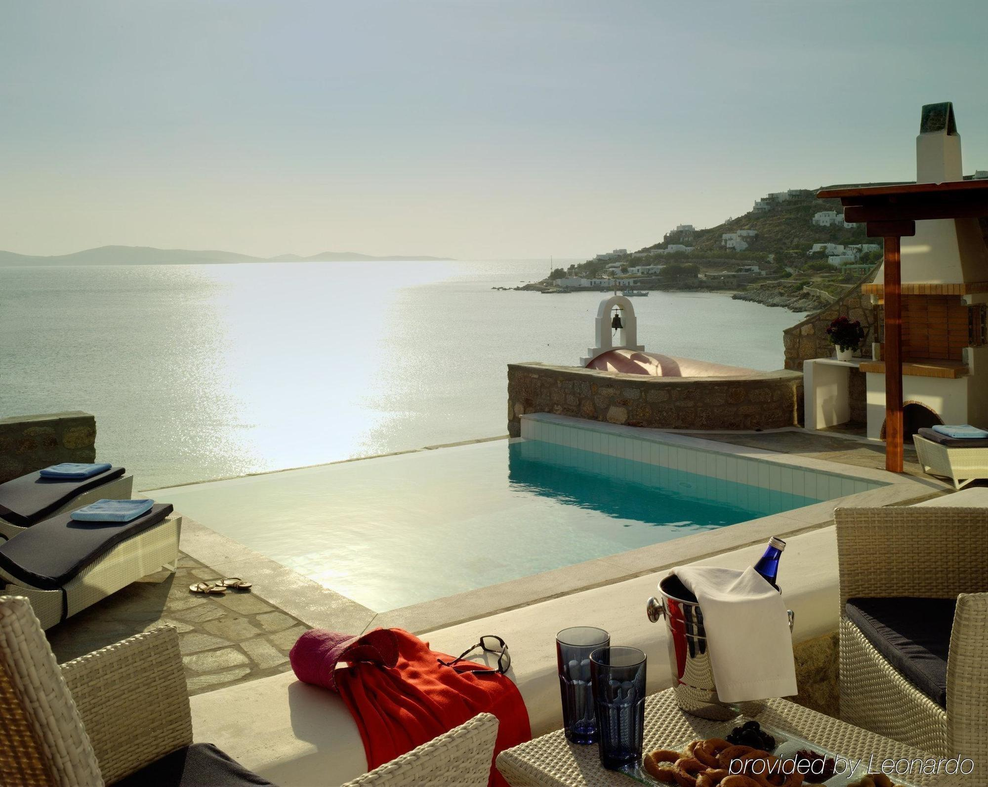 Mykonos Grand Hotel Resort Island Greece