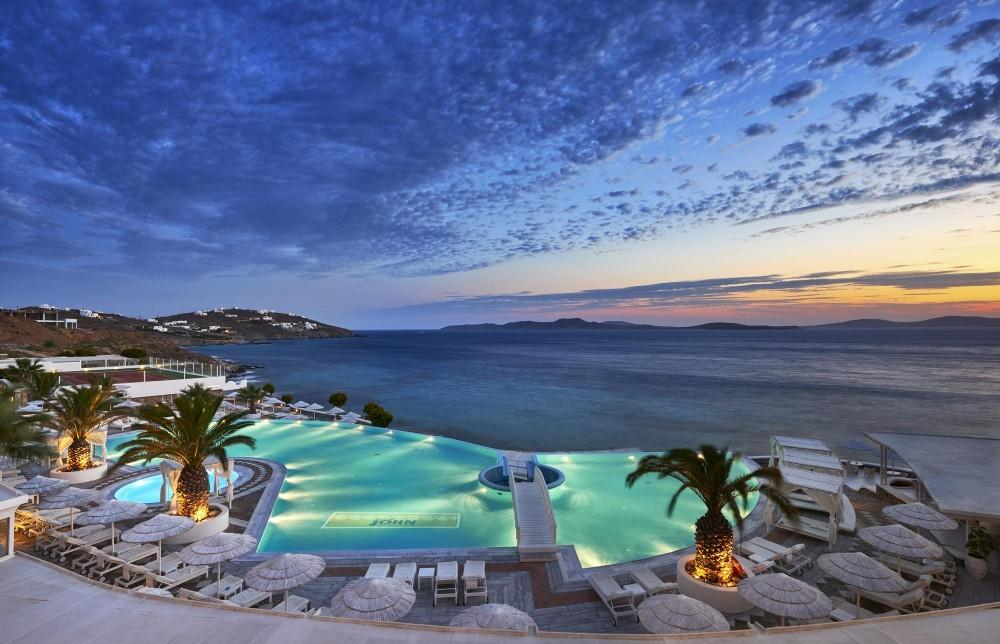 Mykonos Hotel Resort Saint John Best Hotels