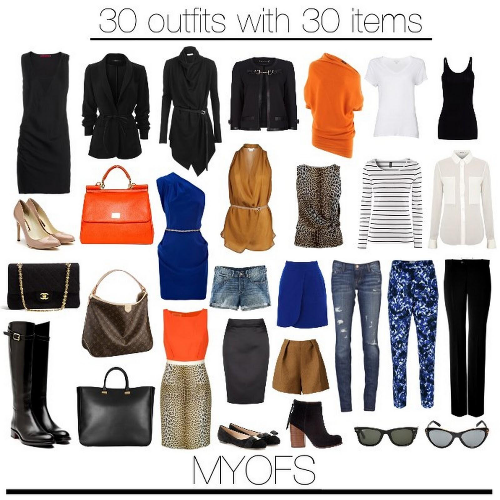 Myofs Outfits Items