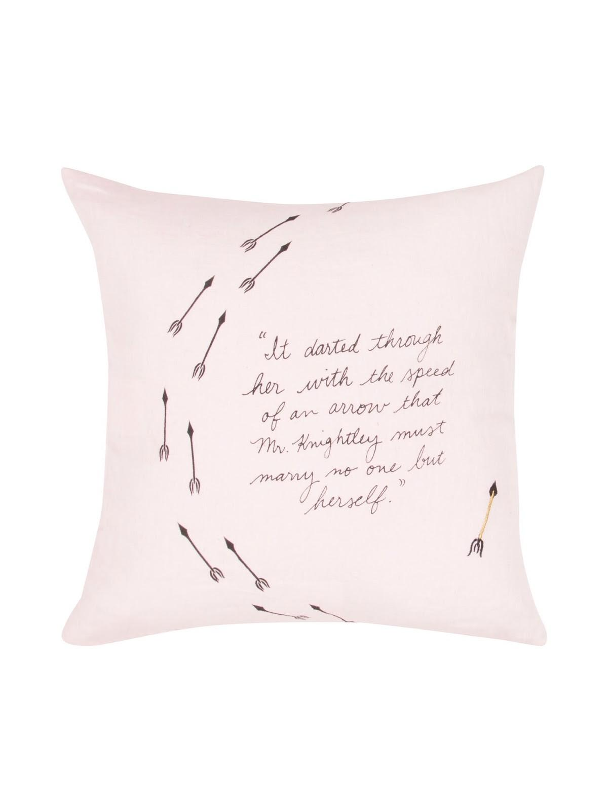 Mystery Playground Kate Spade Book Pillows