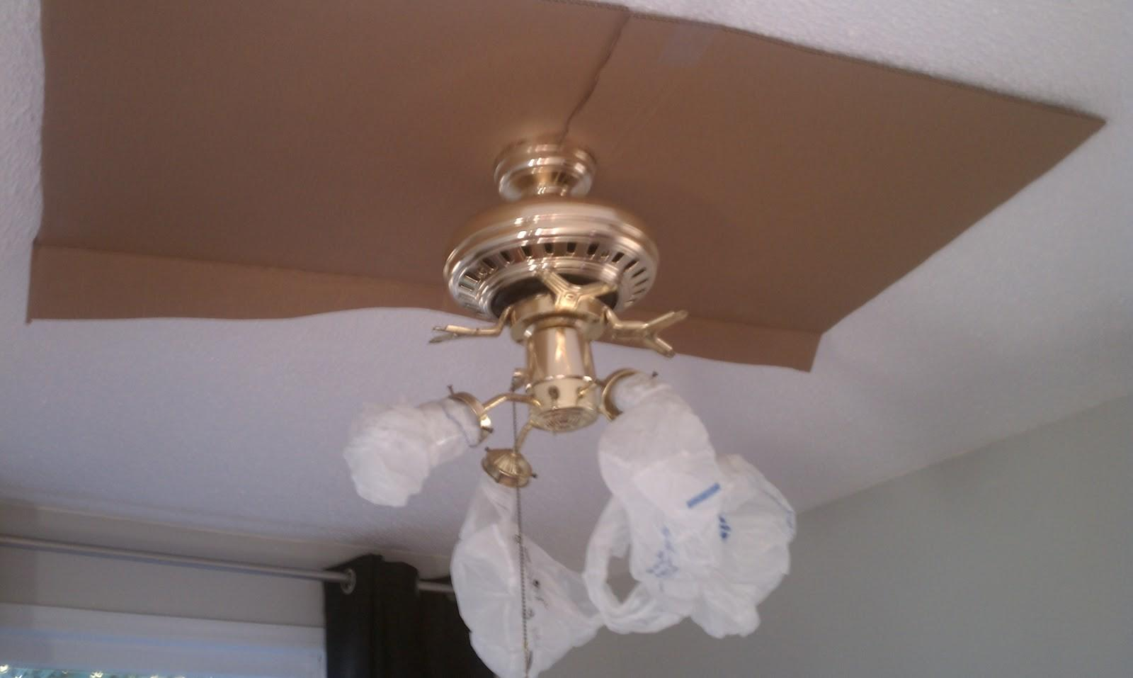 Nadia Diy Projects Ceiling Fan Makeover
