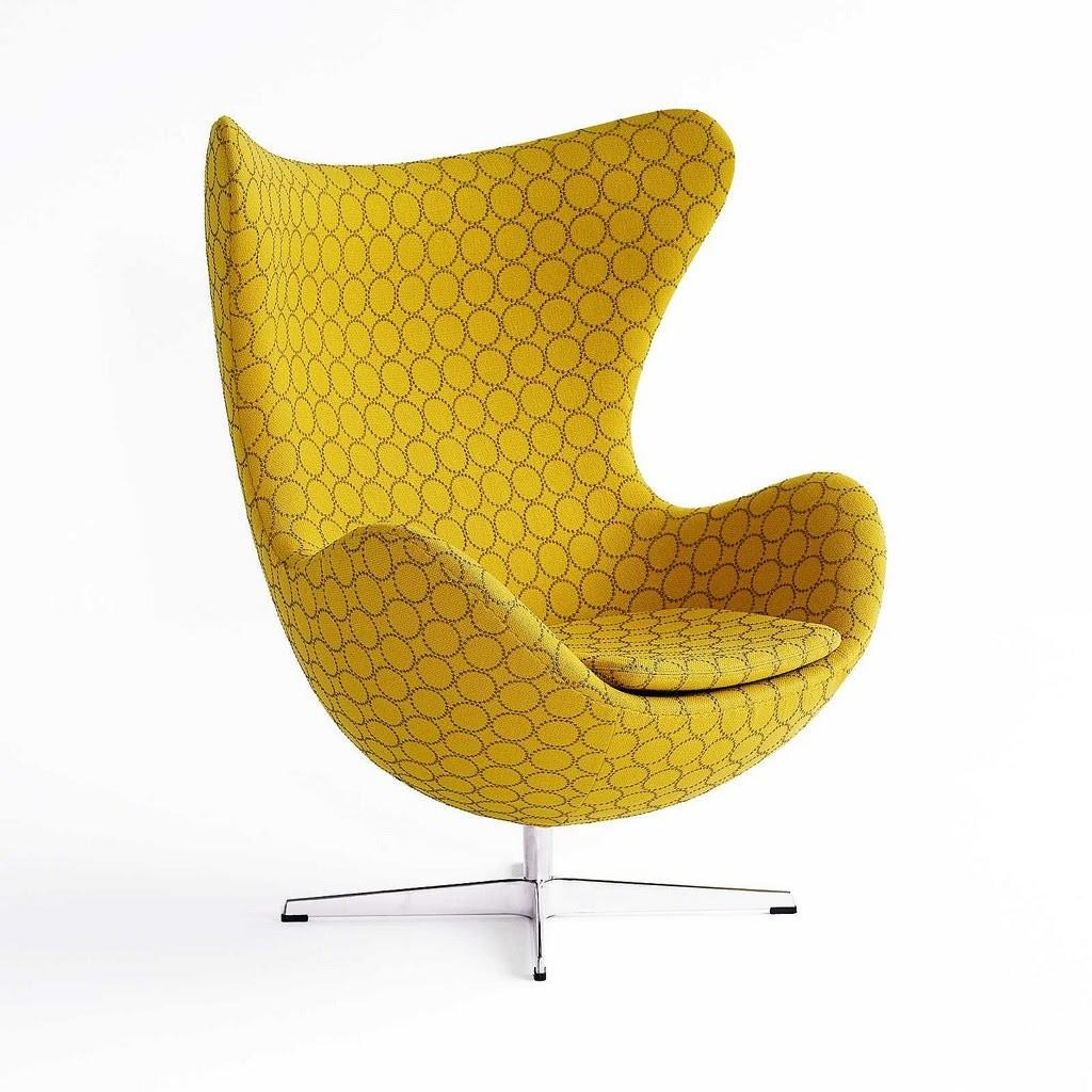 Nami Interiors New Versions Egg Chair
