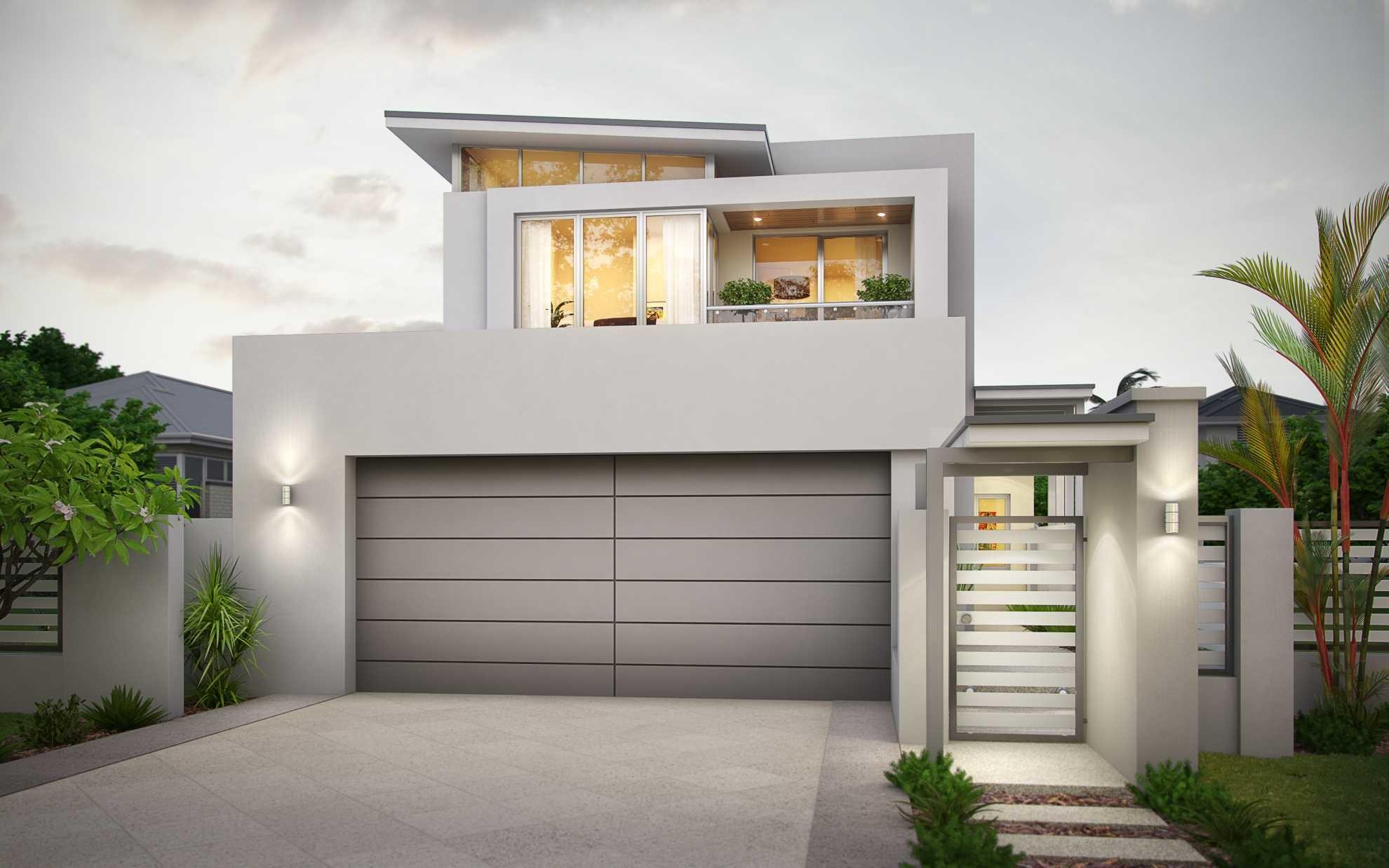 Narrow Block House Designs Perth Wishlist Homes